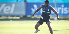 Orejuela se despede do Grêmio: