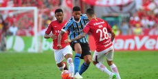 Atletas do Inter lamentam chances perdidas no Gre-Nal